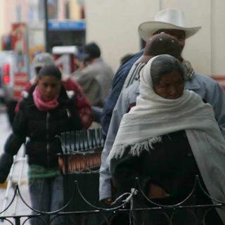 Veracruz mantiene alerta gris por frente frío