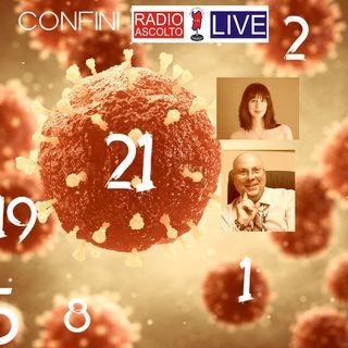 SDM Confini _ Il virus da i numeri _ Eva Genco Stefano Salvatici