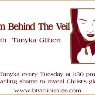 From Behind The Veil: Strength For The Journey