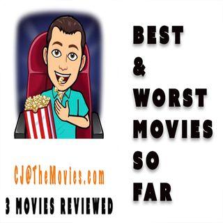 Episode 46 - Best & Worst Movies So Far of 2021