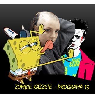 Zombie Kazzete Programa 13 - Bob Esponja al rescate de Britney