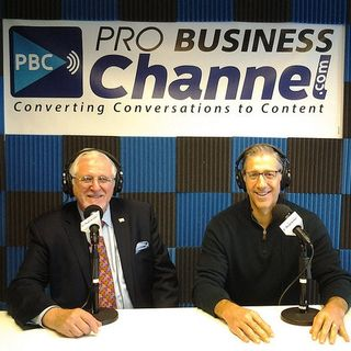 Brand expansion, licensing expert and TEDx speaker Pete Canalichio on Buckhead Business Show