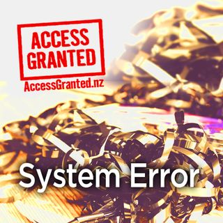 System Error / Mauricio Freitas – Everyone's got a good point