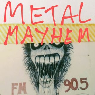 Metal Mayhem ROC Special Edition 1980s throw back with former cohost Cheech Interview 4-10-20