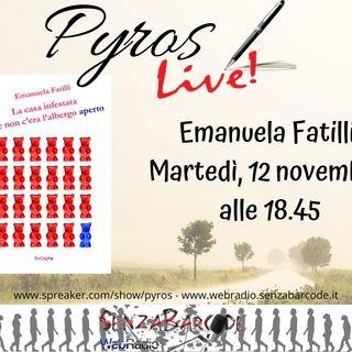 Emanuela Fatilli, La casa infestata che non c'era l'albergo aperto