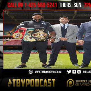☎️Joshua vs Pulev in Turkey🇹🇷 Julian Williams vs. Jeison Rosario🔥Alvarez vs. Seals Previews❗️
