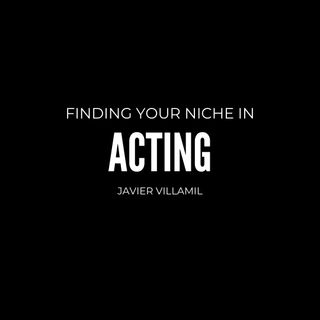 Acting- Javier Villamil