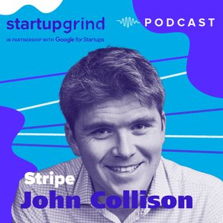 John Collison (Co-founder + President, Stripe) - The Case for Optimism.