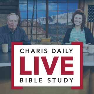 Charis Daily Live Bible Study
