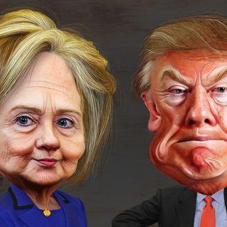 El regreso de America Latina - Trump o Clinton in Sud America