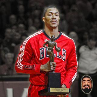 """E se"" Derrick Rose nunca tivesse se lesionado?; os maiores ""e se"" da NBA e o Hall da Fama - Na Tábua #9"