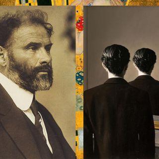 Klimt si guardava allo specchio?