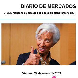 DIARIO DE MERCADOS Viernes 22 Enero
