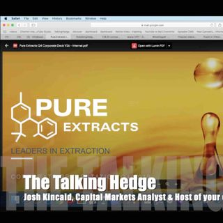 Pure Extracts Investment Deck (2020)
