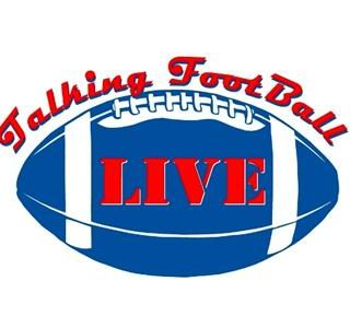 Talking Football LIVE- Week #15 NFL Preview
