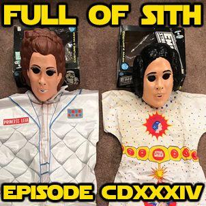 Episode CDXXXIV: Star Wars Halloween Costumes