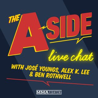 The A-Side Live Chat w/ Ben Rothwell