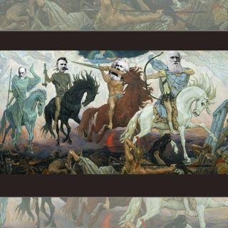 Episódio 1 - Homo Symbolicus e o Quarto Cavaleiro do Apocalipse, Pt.1 - A Caverna de Blombos
