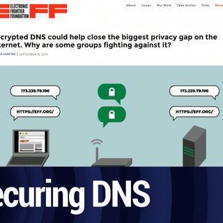 Securing DNS Will Be a Marathon   TWiT Bits