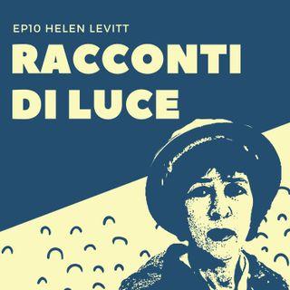 10 Helen Levitt - La Newyorkese