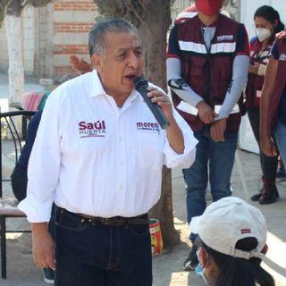 Saúl Huerta, diputado de Morena, fue detenido en un hotel en CDMX al ser acusado de acoso sexual