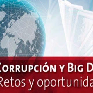 Todo listo para el evento 'Corrupción y Big Data'