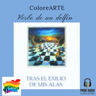 ColoreARTE.- Verbo de un delfín