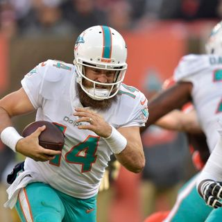 DT Daily: Post Game Wrap Up Show: Dolphins Lose to Browns