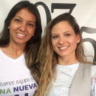 María Alexandra Pacheco y Diana Rojas al Concejo de Cali