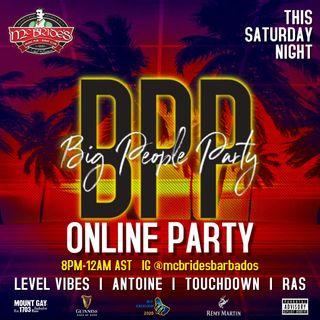 MCBRIDES ONLINE PARTY (DJ TOUCHDOWN)
