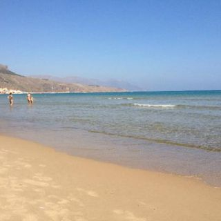 #partinico A mare anche se non è estate...