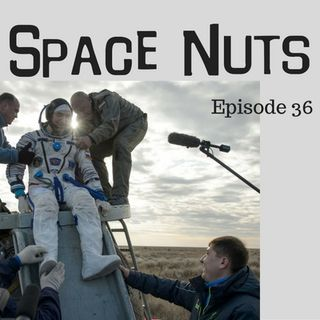 Welcome home! - Space Nuts with Fred Watson & Andrew Dunkley Episode 36