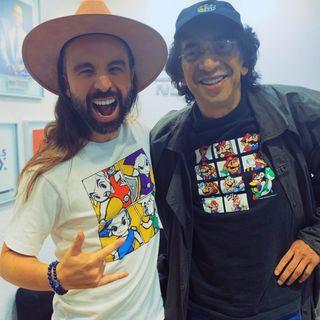 Gus Rodriguez con Carlos Chicken Muñoz | Entrevista
