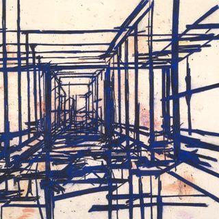 D. Buzzati: Il corridoio del grande albergo