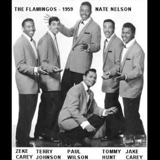 The Flamingos-Hey Now-jiver