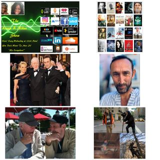 The Kevin & Nikee Show - Celebrating Men - Cedric Brelet Von Sydow - Writer, Director, Producer, Editor, Cinematogrpaher, Actor