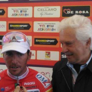 Giro di Sicilia 2019: intervista a Manuel Belletti, vincitore della seconda tappa