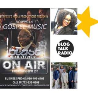Stevie B. A Cappella Gospel Music Blast - (Episode 183)