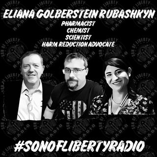 #sonoflibertyradio - Eliana Golberstein Rubashkyn