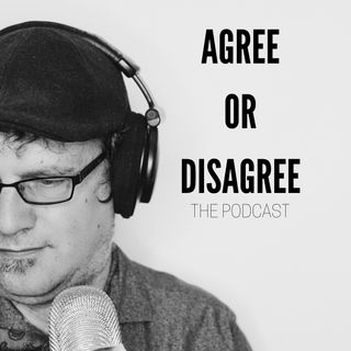 Agree or Disagree: The Podcast-Thoughts and Prayers with Brad Jersak.