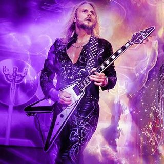 Richie Faulkner from Judas Priest A Passion To Perform