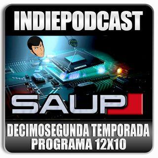 Indiepodcast 12x10 'Especial Hardware con SAUP de Eresgamer'