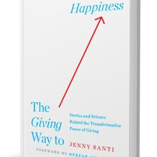 Jenny Santi The Giving Way To Happiness