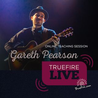 Gareth Pearson - Acoustic Grooves & Country Blues Guitar Lessons, Performance, & Interview