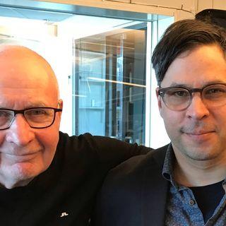 Ulf Dageby – mellan politiken och poesin