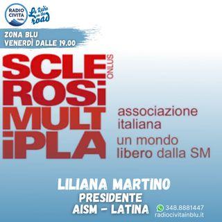 Intervista a Liliana Martino, presidente AISM Latina