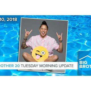 Big Brother 20   Tuesday Morning Live Feeds Update July 10