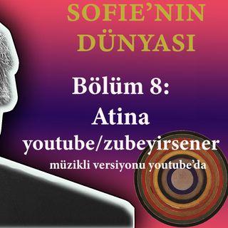 Sesli Kitap - Sofie'nin Dünyası - 8. Bölüm: Atina