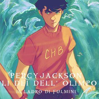 Letture con Kalea - Percy Jackson - Cap 1