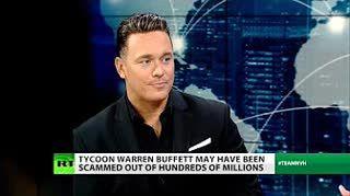 Warren Buffett Loses Hundreds of Millions of Dollars in Ponzi Scheme